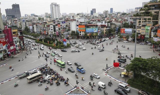 Bán gấp mặt phố Khâm Thiên kinh doanh sầm uất 42m2 X 5T chỉ 16 tỷ
