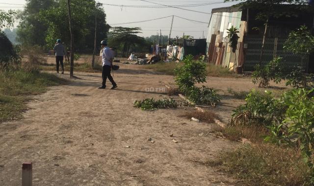 Chính chủ cần bán miếng đất vườn DT: 4*10m ở Kênh Trung Ương, Vĩnh Lộc A, Q. Bình Chánh HCM, 160tr