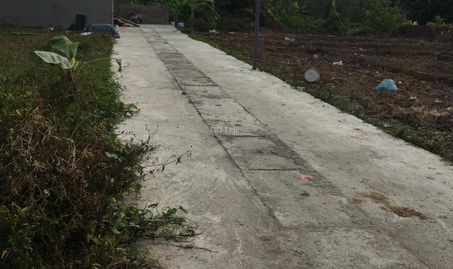 CC cần bán đất 46m2 Nam Hồng - Đông Anh, đường ô tô