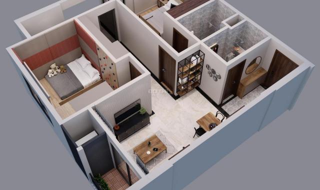 Bán căn hộ chung cư tại dự án VCI Mountain View, Vĩnh Yên, Vĩnh Phúc diện tích 55m2 giá 1 tỷ