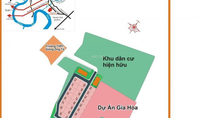 Nhượng đất Tuổi Trẻ mặt tiền Lê Hữu Kiều Quận 2. Huy 0902 755 366