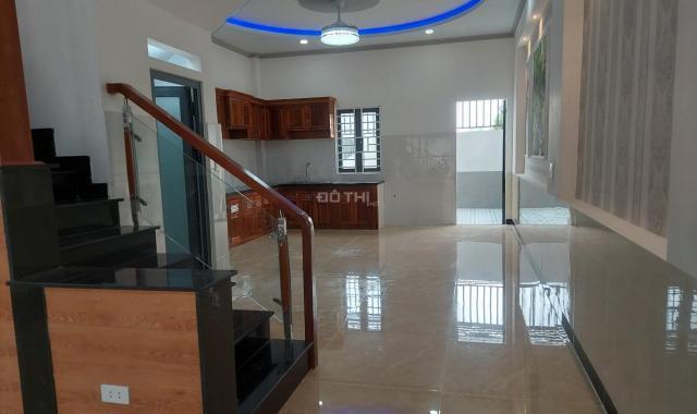 Nhà lầu khu dân cư Hoá An 80m2, với nhiều tiện nghi xung quanh, cách chợ và cầu Hoá An chỉ 500m
