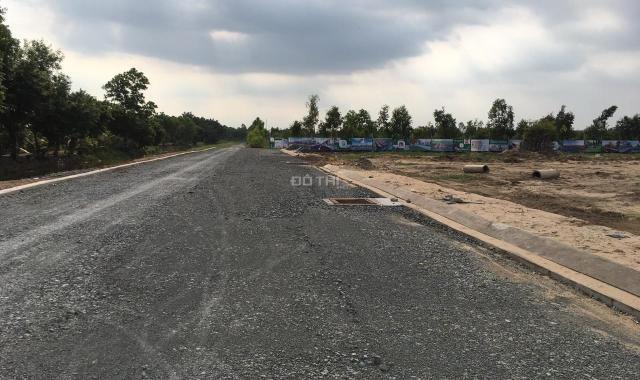Đất Bình Chánh, xã Vĩnh Lộc B, 360 triệu /nền, SH CC ngay