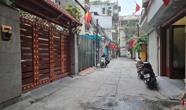 Chính chủ bán 48m2 đất ở Phùng Chí Kiên, Q. Cầu Giấy, oto vào được, ngõ nông