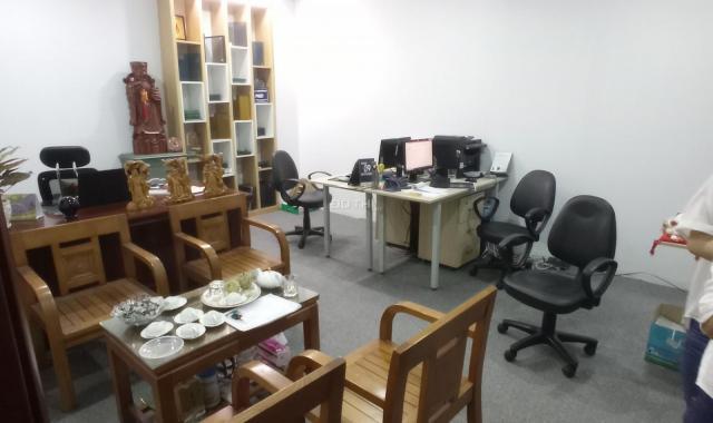 Cho thuê văn phòng trọn gói giá rẻ tại Quận Cầu Giấy - Trần Thái Tông - Duy Tân