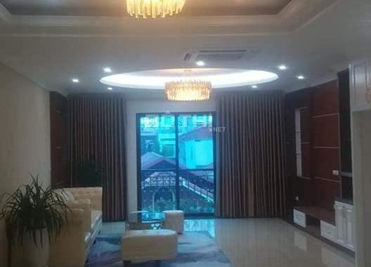 Bán nhà khu đô thị Trung Yên - Cầu Giấy, DT: 200m2, 4T, lô góc, MT khủng, vỉa hè rộng, KD