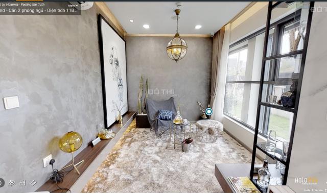 Căn góc 2PN, 2WC Diamond Alnata Plus - Celadon City Tân Phú, giá chỉ 4.9 tỷ