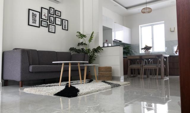 Cho thuê nhà phố full nội thất cao cấp ngay KCN VSIP 2 mở rộng, 18tr/th