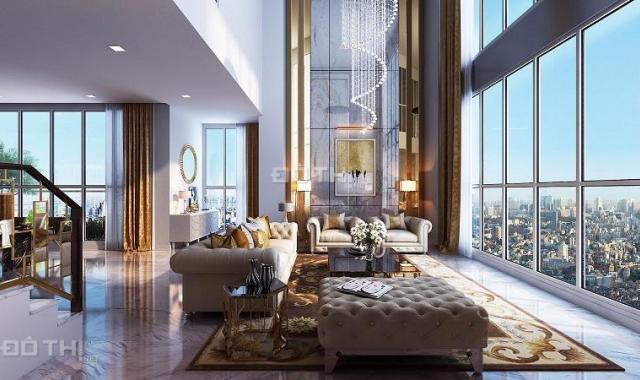 Bán căn hộ chung cư cao cấp bậc nhất Quận Đống Đa, view Panorama tuyệt đỉnh