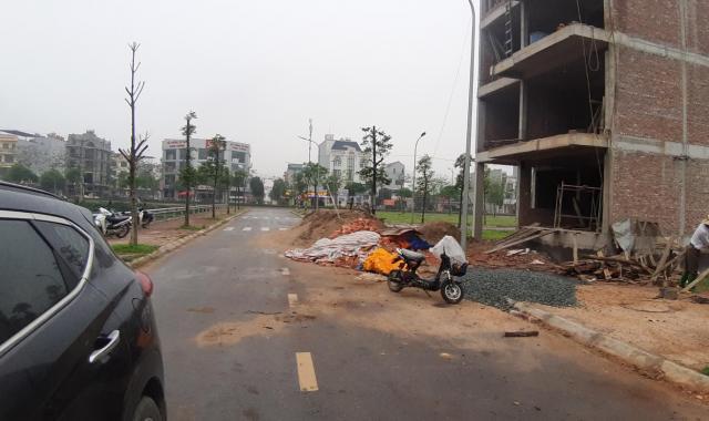 Bán lô trục chính khu đấu giá DG03 thị trấn Quốc Oai, LH 0985242136