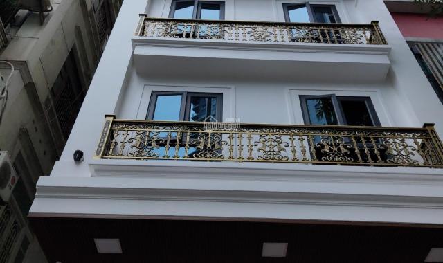 Bán nhà mặt phố Trung Liệt, Trung Liệt, Đống Đa 115m2 x 8T thang máy, giá 26.5 tỷ