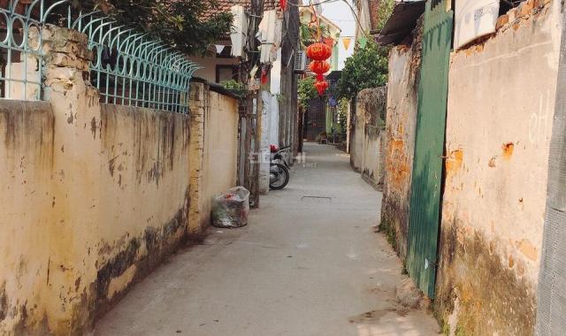 Chính chủ bán 40m2/485tr đất sổ đỏ, vuông vắn, Khánh Hà - Thường Tín. Giá rẻ