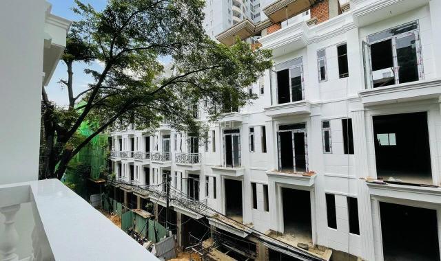 Shophouse 4*20m biệt thự 8*18m có thang máy mặt tiền lớn thông Lũy Bán Bích quận Tân Phú