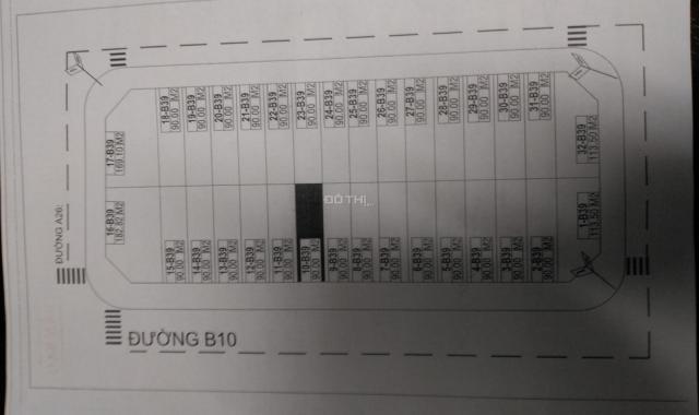 Cần tiền bán gấp lô B10 - 10 (tên mới B39 - 10) dự án Hamubay Phan Thiết rẻ hơn chủ đầu tư