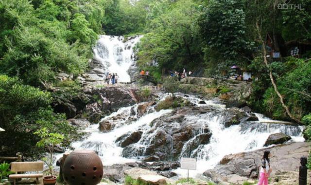 Bán đất nghỉ dưỡng Bảo Lộc 250m2 ngay ngã 5 Đamri
