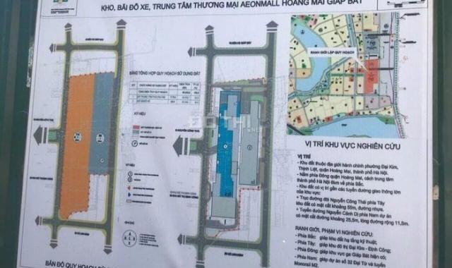 Nhà mặt phố Giải Phóng 60m2, MT 4.5m, gần Aeon, kinh doanh sầm uất giá chỉ 7.69 tỷ
