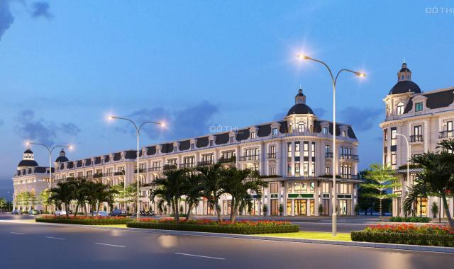 Shophouse 2 mặt tiền mặt đường Trần Hữu Dực - Mỹ Đình, siêu hiếm chỉ 160tr/m2
