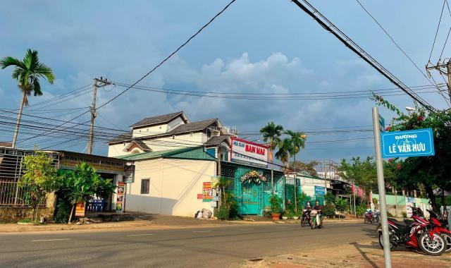 Bán đất thổ cư phường Yên Thế - Pleiku giá rẻ 370 triệu
