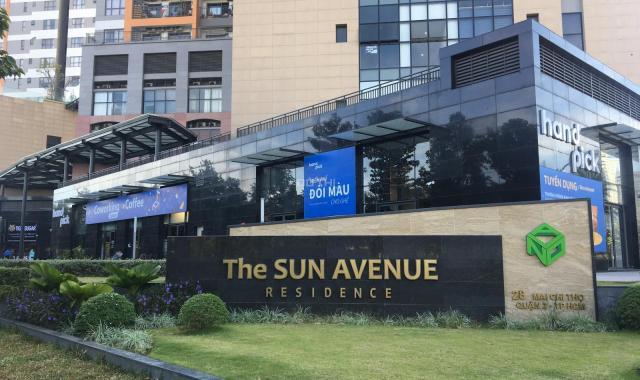 Chuyên bán officetel The Sun Avenue - giá rẻ để khách mua đầu tư (có hỗ trợ vay)