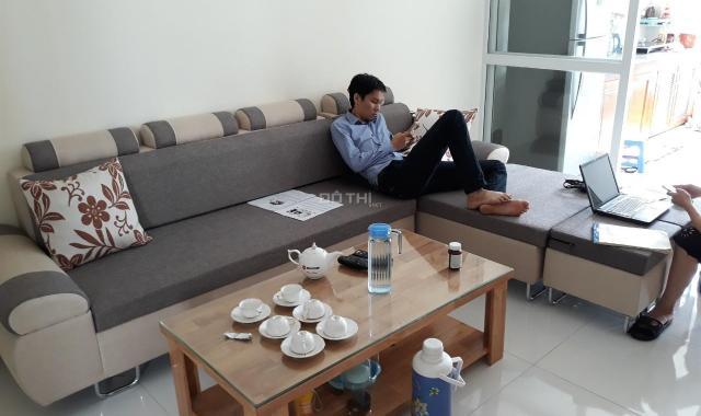 Bán căn góc tầng 2, full đồ 63m2 chung cư Hoàng Huy Pruksa Town - An Đồng