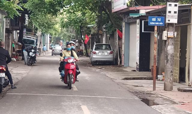 Bán 320m2 nhà cấp 4 mặt đường K2 Nguyễn Văn Giáp, Phú Đô, quận Nam Từ Liêm 2,7 tỷ