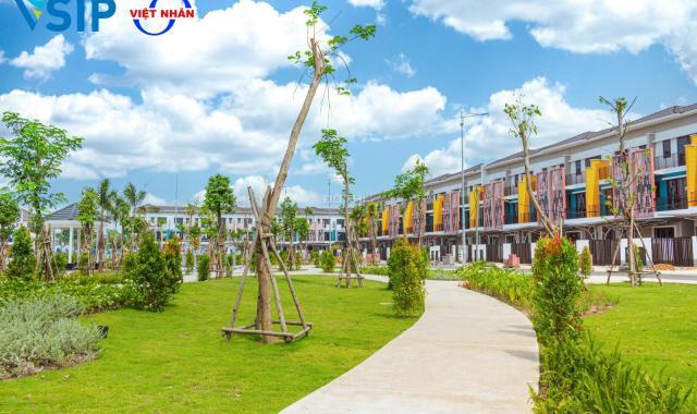 Mở bán biệt thự liền kề tại dự án Sun Casa Central, Tân Uyên, Bình Dương diện tích 130m2, 2.65 tỷ