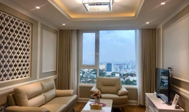 Căn siêu đẹp cho thuê giá tốt CH Léman Luxury Apartments, nội thất như hình gọi ngay 0939229329