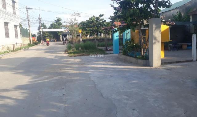 Bán gấp lô đất đường 13m5 tại xã Điện Thắng Bắc, nằm cạnh nhà 3 tầng đang xây, giá chỉ 12tr/m2