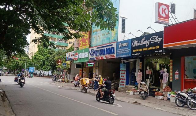 Bán nhà mặt phố Nguyễn Đổng Chi, ô tô, kinh doanh, x 4 tầng, 9,8 tỷ