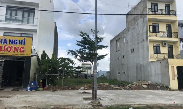 Đất Cầu Đôi 100m2 Bình Chánh sổ riêng, gần trường Phạm Văn Hai