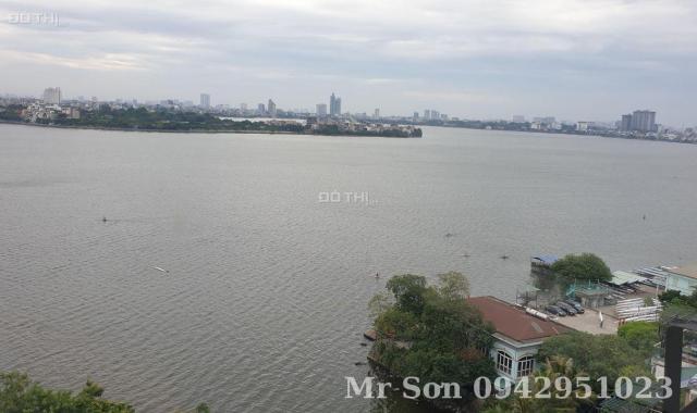 Bán nhà quận Tây Hồ - mặt phố Trích Sài DT 310m2, MT 15m giá 115 tỷ