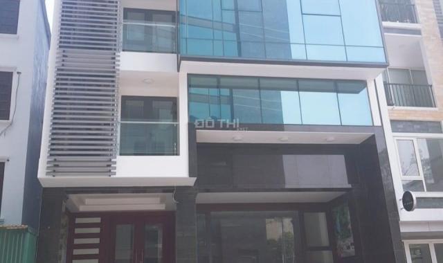 Gấp bán toà nhà văn phòng mặt phố Dịch Vọng Hậu - Cầu Giấy. 130m2 8 tầng mặt tiền 7.6m cực đẹp