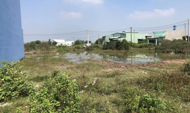 Đất đường 8m Bình Chánh 100m2 Nguyễn Cửu Phú, sát bệnh viện Nhi Đồng