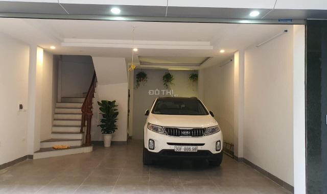 Mặt phố Lương Khánh Thiện - lô góc 50m2 5 tầng mới tinh kinh doanh sầm uất - tặng toàn bộ nội thất