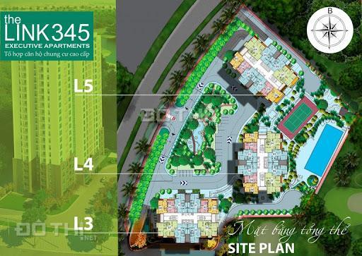 The Link 345 Ciputra áp dụng chính sách mới, KM tới 15% GTCH. Căn góc 2PN giá chỉ từ 3.3 tỷ/căn