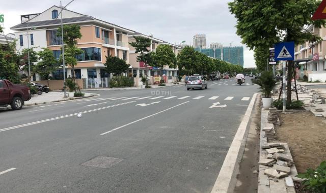 Cho thuê biệt thự Dương Nội đã hoàn thiện DT 200m2, đường 27m
