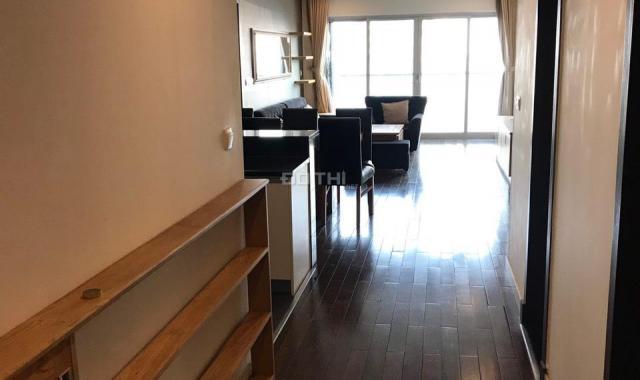 Cho thuê chung cư Lancaster Núi Trúc, 112m2, 3PN, 2WC, nội thất đẹp, 25 tr/tháng