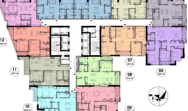 Thật dễ dàng sở hữu căn hộ cao cấp bậc nhất tại Hà Nội chỉ 66 triệu/m2