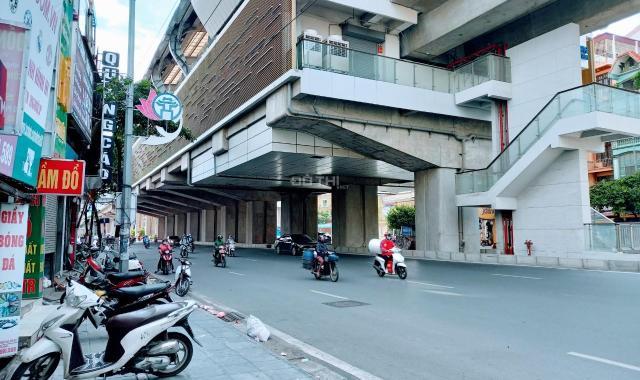 Bán nhà mặt phố Nguyễn Trãi, Thanh Xuân, cực đỉnh, 51m2, 12 tỷ đồng