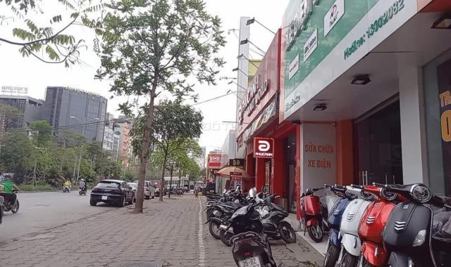 Bán nhà mặt phố tại đường Nguyễn Hoàng, Phường Mỹ Đình 1, Nam Từ Liêm, Hà Nội diện tích 460m2