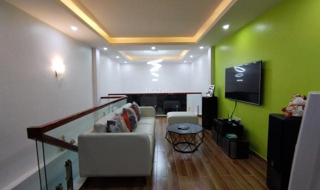 Bán nhà 4 tầng khu phân lô cao cấp Lê Hồng Phong