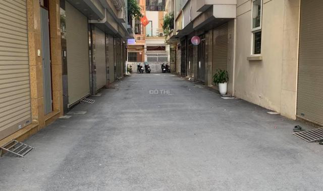 Quá hiếm! Chỉ 5,55 tỷ - Nhà 5 tầng, 46m2, MT 4m xây mới phố Nguyễn Lân - Ôtô đỗ cửa, 10m ôtô tránh