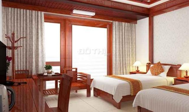 Bán khách sạn 2 sao mặt phố Đình Thôn Từ Liêm 80m2, 11 tầng MT 5m kinh doanh cực đỉnh chỉ 24 tỷ