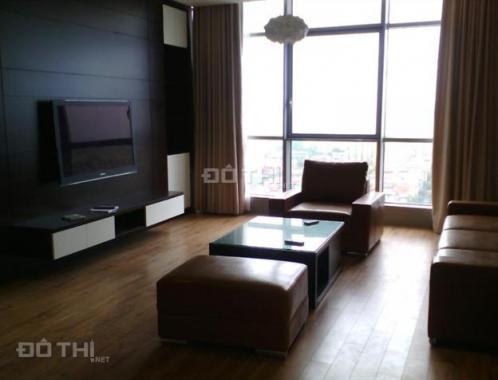 Cho thuê chung cư Eurowindow, căn góc tầng 19, 130m2, 3 PN, đủ đồ 18 triệu/th. LH: 0903448179