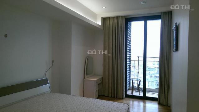 Căn góc tầng 12, 98m2, 2PN, chung cư Indochina Plaza, đủ nội thất, 20 triệu/tháng. LH: 0936031229
