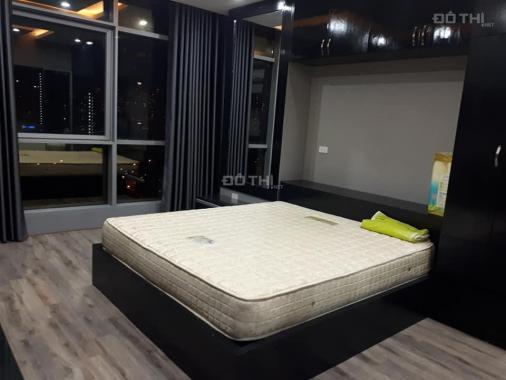 Cho thuê CHCC Eurowindow, 27 Trần Duy Hưng, 98m2, 2PN, đủ nội thất, giá 13 tr/th. LHTT: 0896651862