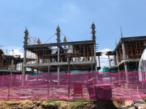 Bán nhà phố vườn Dragon Village, Phú Hữu, Q. 9, chỉ 3,85 tỷ/căn, 6x15m, 190m2, view CV, 0938677388