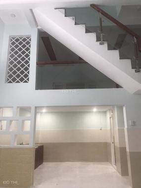 Nhà Lái Thiêu 1 trệt, 1 lửng, 1 lầu, 3 phòng ngủ, đường bê tông 5m, sát trường mầm non, 1,85 tỷ