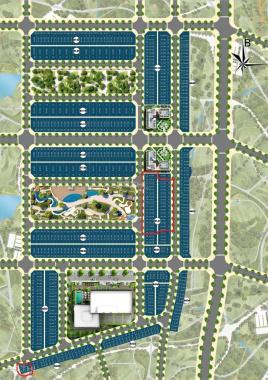 Bán lô đất khu phố chợ Lai Nghi mới Hội An đường 7m5 - LH 0935 237 138