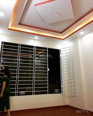 Bán gấp nhà mới xây phân lô ô tô lô góc ngõ 143 Nguyễn Chính, 48m2 x 5T, 5.4 tỷ